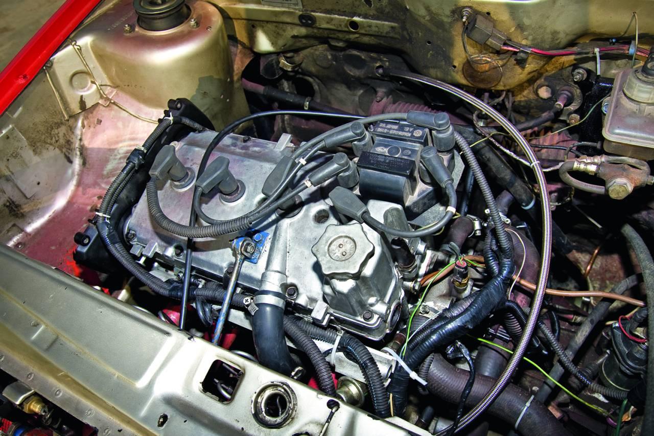 Как сделать ваз 2 литровым двигателем