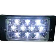 Противотуманные фары со светодиодами для Ваз 2110-2112, фото 1