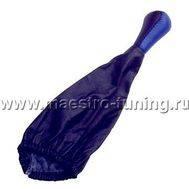 Ручка КПП с пыльником 2101-07, синяя., фото 1