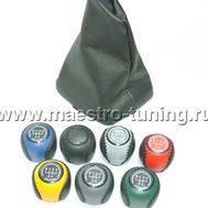 Ручка КПП с пыльником Лада Калина, фото 1