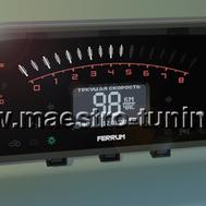 Gamma GF 616 Бортовой компьютер + Электронная комбинация приборов, фото 1