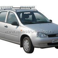 Корзина-багажник для Лада Калина ( ВАЗ 1117, 1118, 1119 ), фото 1