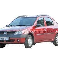 Рейлинги для Renault-Logan, фото 1