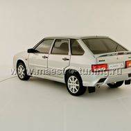 Задний бампер Alonso для ВАЗ 2113-14 ( Лада Самара 2 ) седан в цвет автомобиля., фото 1