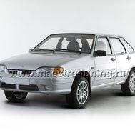 Передний бампер Samara Trek для ВАЗ 2113-14-15 ( Лада Самара 2 ) в цвет автомобиля., фото 1