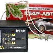 Зарядное устройство Кедр-Авто 12В*10А для АКБ, фото 1