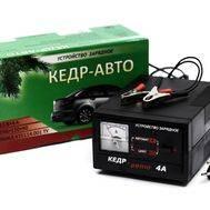 Зарядное устройство Кедр-Авто 12В*4А для АКБ, фото 1