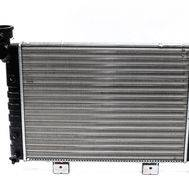 Радиатор 2106 ДААЗ алюмин., фото 1