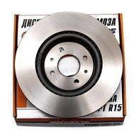 Диск переднего тормоза  11186 ALNAS R-15, фото 1