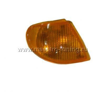 Поворотник для ВАЗ 2113-14-15 Киржач, правый, жёлтый., фото 1