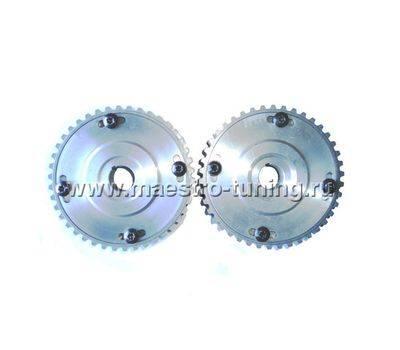 Шестерни разрезные ГРМ 16v (алюминиевая ступица), фото 1
