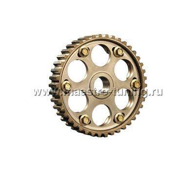 Шестерня разрезная ГРМ 8v (стальная ступица), фото 1