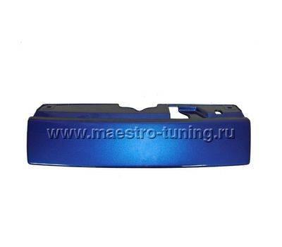 Декоративная решётка радиатора Ваз 2110 - Ваз 2112 в цвет автомобиля закрытая. (ДРР10-3)., фото 1