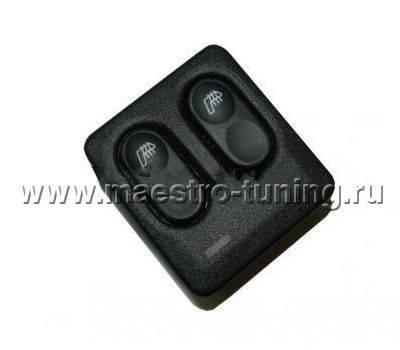 Блок управления подогревом сидения для ВАЗ 2110-11-12., фото 1