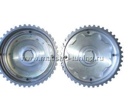 Шестерни разрезные ГРМ 16v (алюминиевая ступица), фото 2