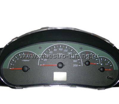 Комбинация приборов Курск K310 2170-3801010., фото 1
