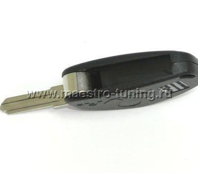 Ключ замка зажигания выкидной для автомобиля Шевроле Нива 2123-6105470., фото 4