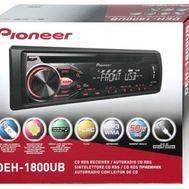 Автомагнитола PIONEER DEH-1800UB NEW, фото 1