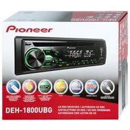 Автомагнитола PIONEER DEH-1800UBG NEW, фото 1