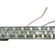 Дневные ходовые огни диодные, на 24 диода (№10), фото 1