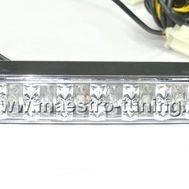 Дневные ходовые огни диодные, на 20 диодов (№025), фото 1