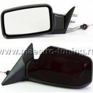 Боковые зеркала для автомобиля Лада Приора, с электро-регулировкой, старого образца., фото 1