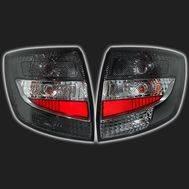 Фонари задние хром/тонированные «SKV» ВАЗ 2190 /Лада-Гранта/ (комплект правый + левый), фото 1