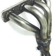 """Вставка для замены катализатора """"СТТ"""" 4-1 16V 1.6L ВАЗ 2180 Vesta (два датчика кислорода), фото 1"""