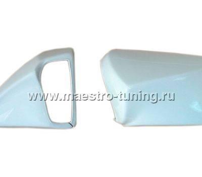 Накладки на зеркала Ваз 2108-09-99, Ваз 2113-14-15 в цвет автомобиля, фото 1