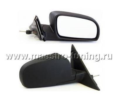 Боковые зеркала для автомобиля Лада Приора, с электро-регулировкой, нового образца., фото 1
