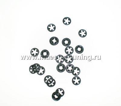 Пластиковые заклёпки., фото 1