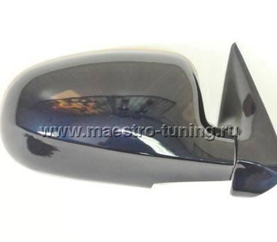 Накладки на зеркала Лада Калина в цвет автомобиля, фото 1