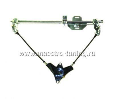 Комплект рамок электрического переднего стеклоподъёмника., фото 1