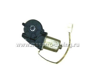 Мотор электрического стеклоподъёмника рычажного типа., фото 1