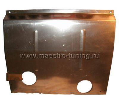 Защита картера двигателя ВАЗ 2108 алюминиевая 2,5 мм, фото 1