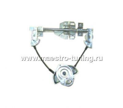 Комплект задних механических стеклоподъёмников ВАЗ 2109-099., фото 1