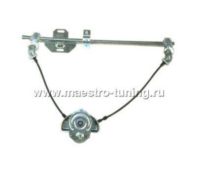 Комплект передних механических стеклоподъёмников ВАЗ 2110-12., фото 1