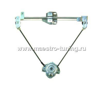 Комплект передних механических стеклоподъёмников ВАЗ 2108., фото 1