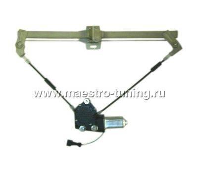 Комплект передних электрических стеклоподъёмников Шевроле Нива., фото 1