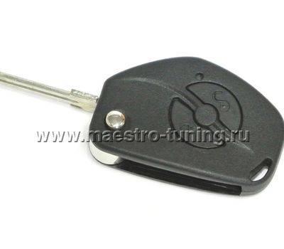 Ключ замка зажигания выкидной для автомобиля Шевроле Нива 2123-6105470., фото 1