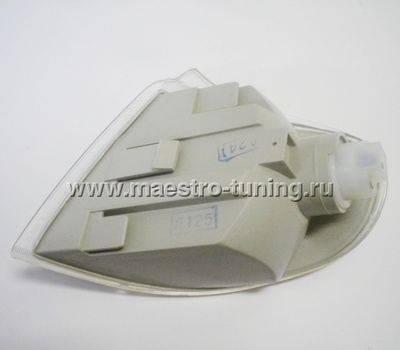 Поворотник для ВАЗ 2113-14-15 Киржач, правый, белый., фото 4