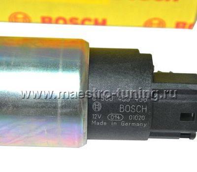 Мотор бензонасоса BOSCH А201 2112-1139009., фото 3