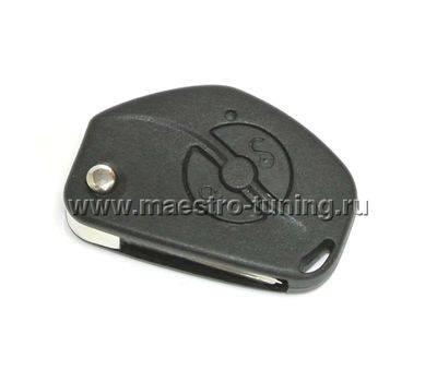 Ключ замка зажигания выкидной для автомобиля Шевроле Нива 2123-6105470., фото 2
