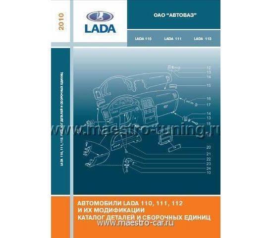 Каталог деталей и сборочных единиц (КДС) по ГОСТ 2.601-95.